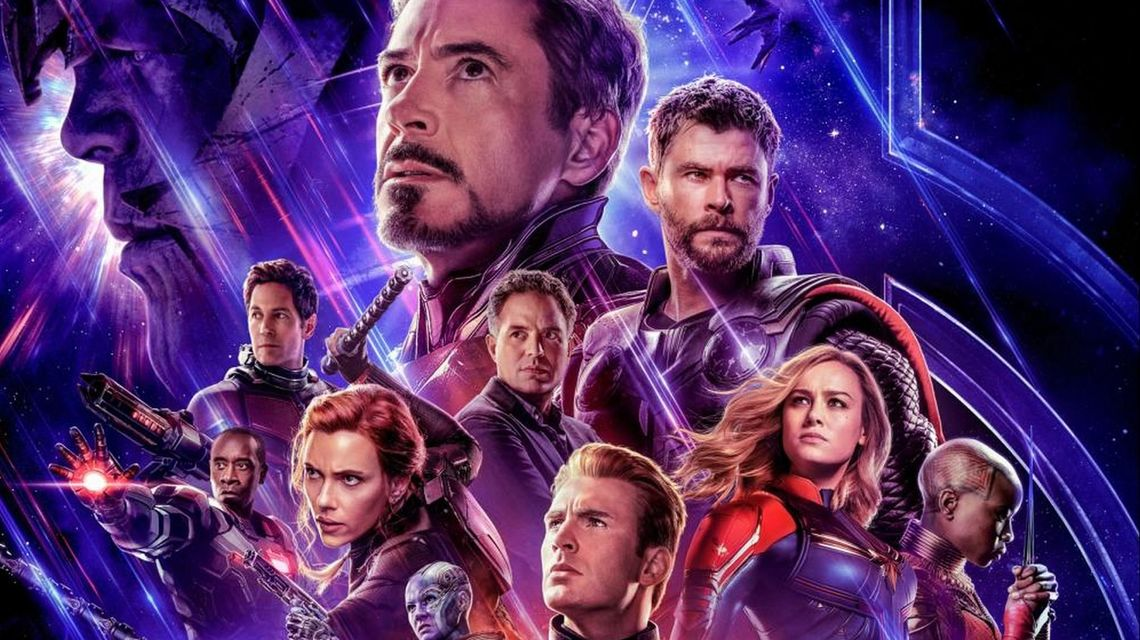 Avengers Endgame: a sobfest and a cocktail adventure