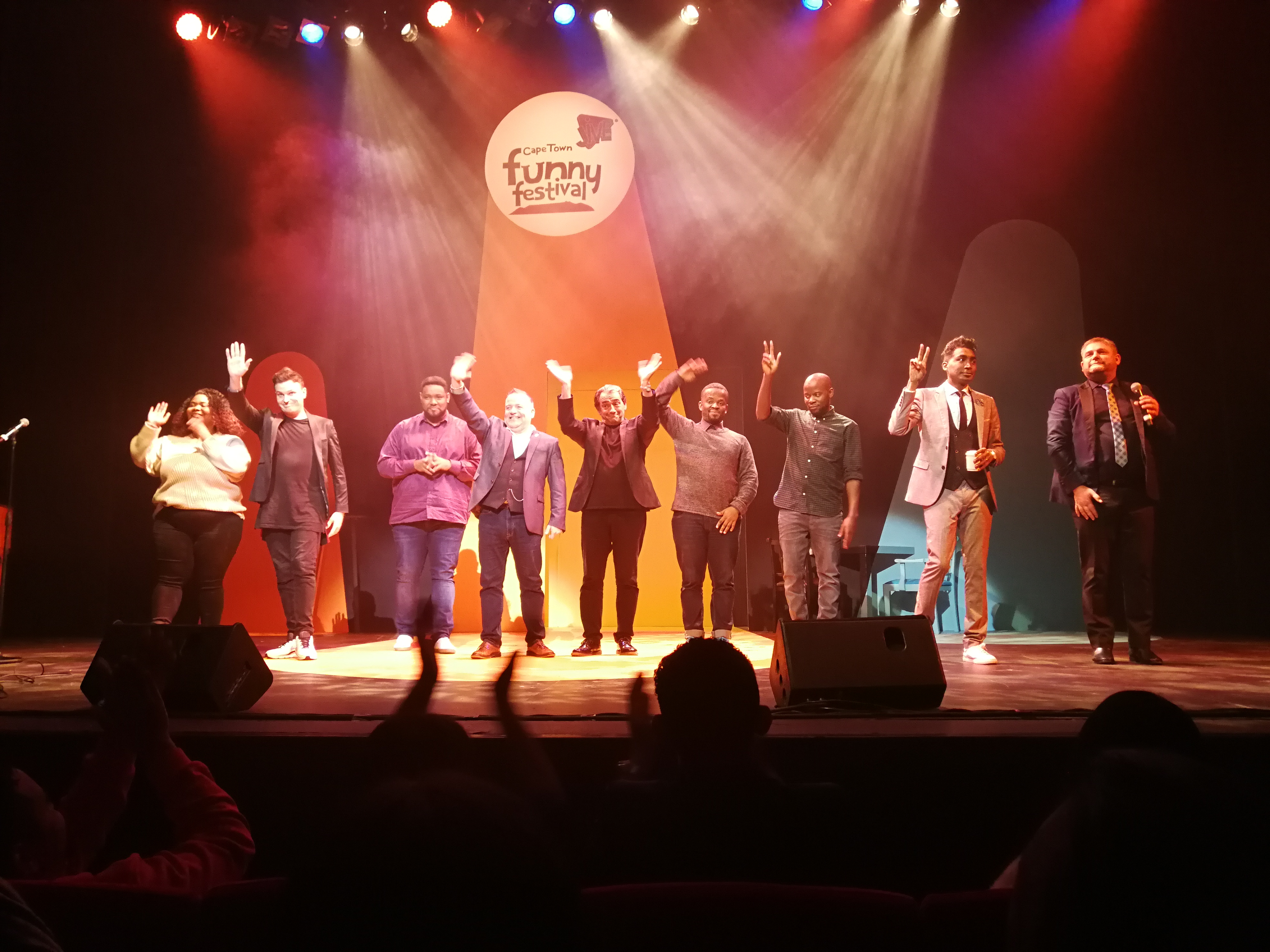 Last Chance To See The Jive Cape Town Funny Festival