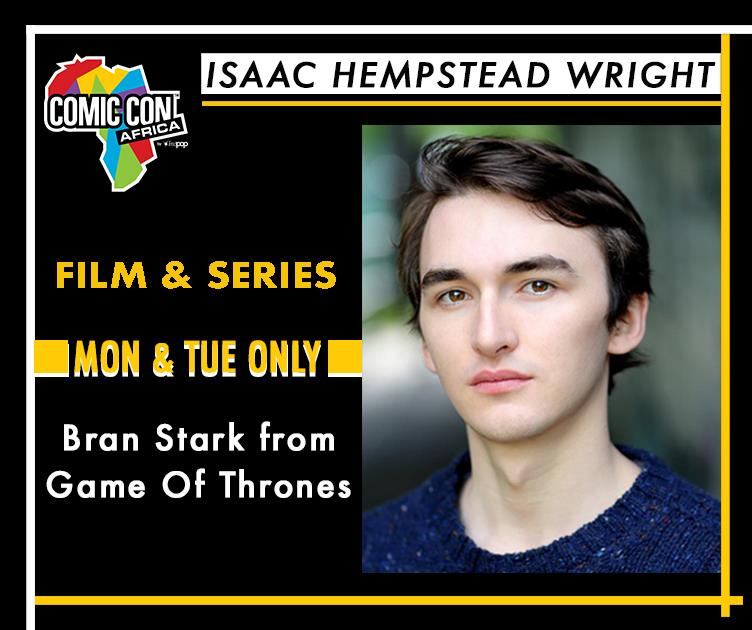 News: Bran Stark is coming to South Africa!