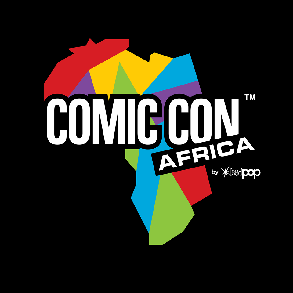 We're going to Comic Con Africa 2019!