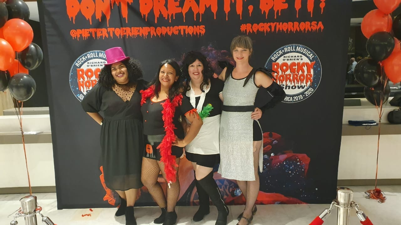 Shiver in antici…pation with the Rocky Horror Show in Cape Town!