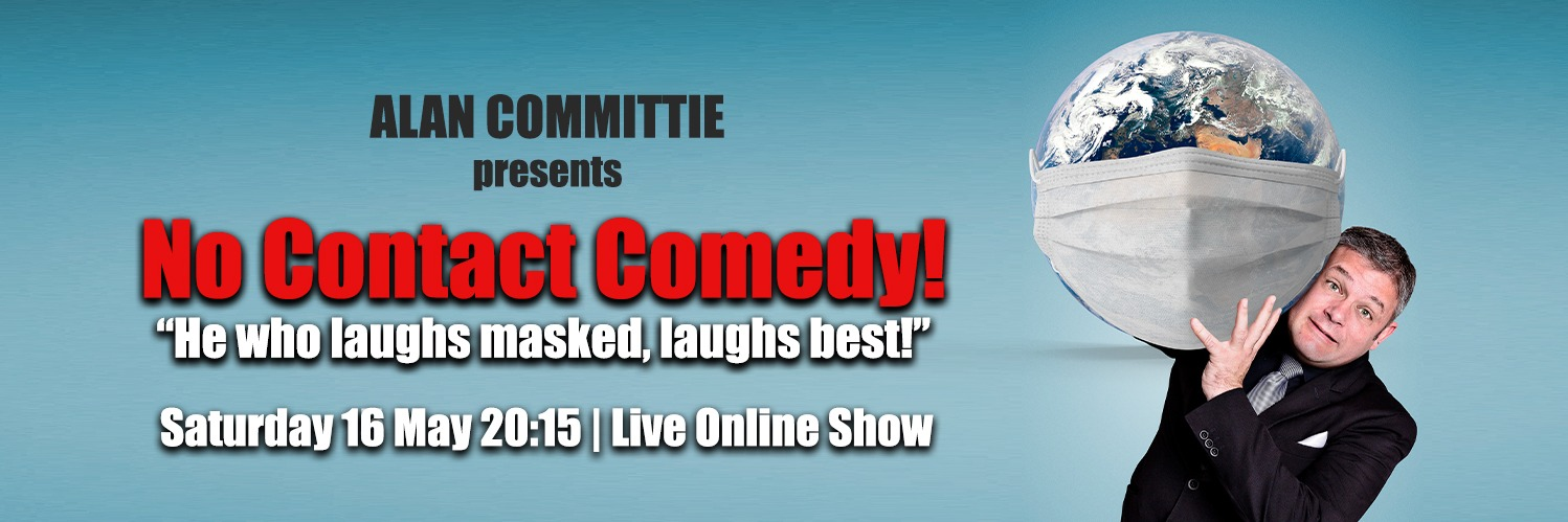 Live online comedy shows to watch during the #SALockdown