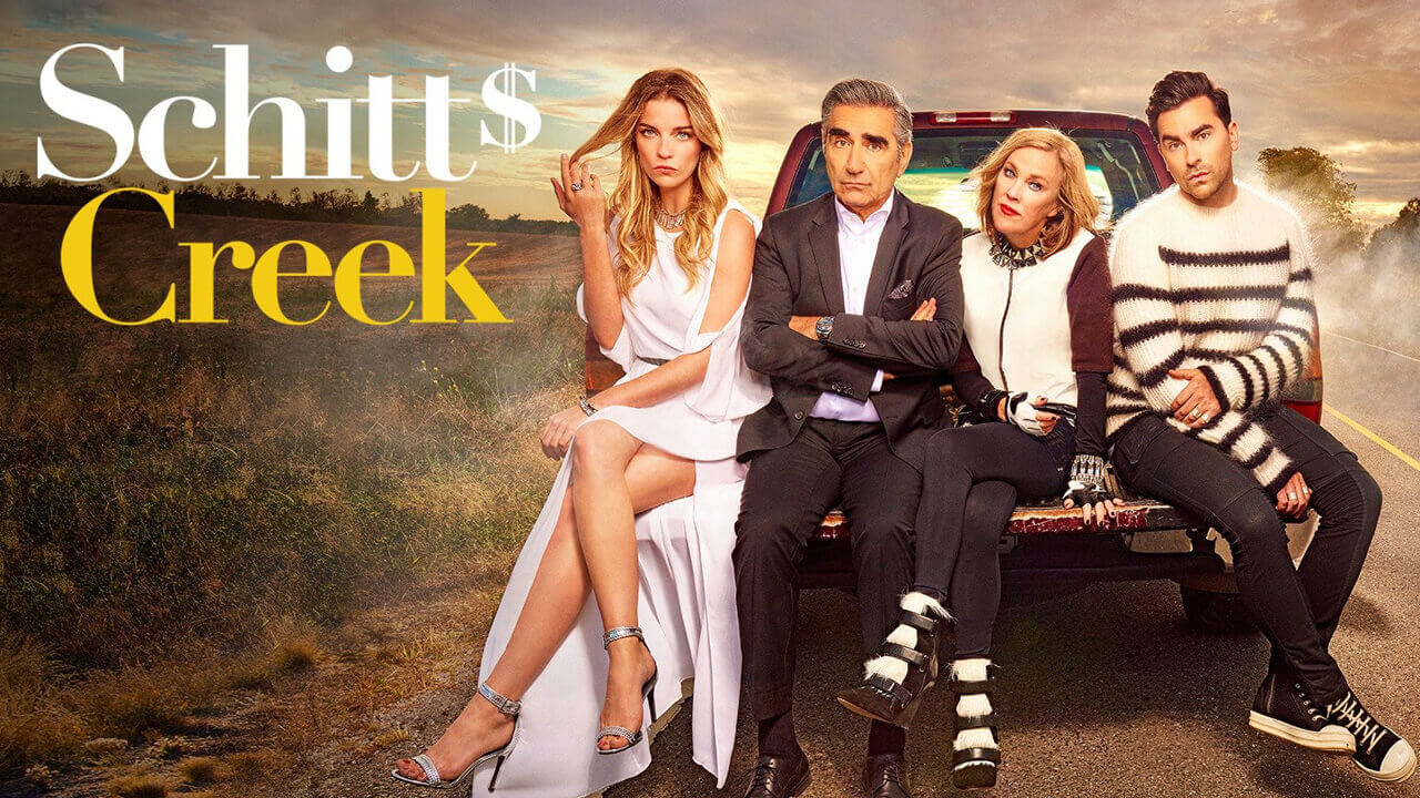 5 Reasons Why You Must Watch Schitt's Creek Today!