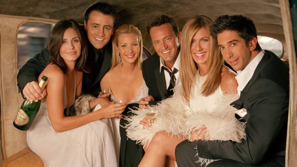The one where the Friends reunion special is coming!