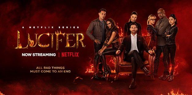 It's a hellish goodbye to Lucifer!